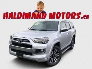 Used 2020 Toyota 4Runner Limited 4WD for sale in Cayuga, ON