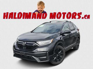 Used 2020 Honda CR-V Touring BLACK EDITION AWD for sale in Cayuga, ON