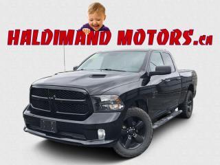 Used 2019 RAM 1500 Classic TRADESMAN QUAD CAB 4WD for sale in Cayuga, ON