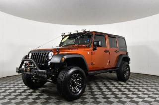 Used 2014 Jeep Wrangler UNLIMITED SPORT for sale in Dieppe, NB