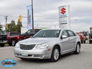 Used 2010 Chrysler Sebring LX ~Power Windows/Locks ~A/C ~ONLY 92,000 KM! for sale in Barrie, ON