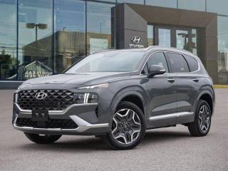 New 2022 Hyundai Santa Fe Ultimate Calligraphy for sale in Halifax, NS