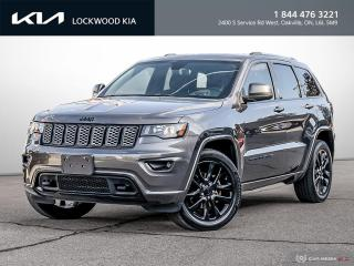 Used 2018 Jeep Grand Cherokee Altitude IV 4x4 -Ltd Avail- - CLEAN CARFAX for sale in Oakville, ON