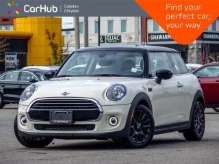 Used 2021 MINI 3 Door Cooper Only 4149 KM Dual Pane Sunroof Backup Camera Bluetooth Heated Front Seats 16
