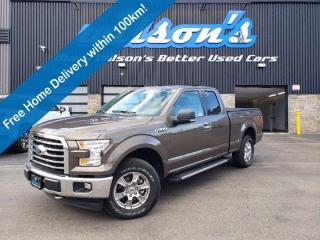 Used 2017 Ford F-150 XLT, XTR Package, Trailer Backup Assist+Tow Group, Reverse Camera, Keyless Entry, & Much More! for sale in Guelph, ON