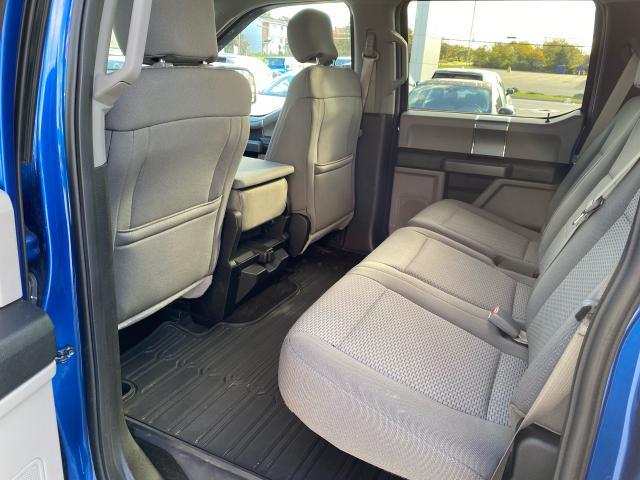2017 Ford F-150 SUPERCREW XLT CREW CAB
