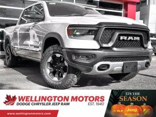 New 2022 RAM 1500 Rebel for sale in Guelph, ON