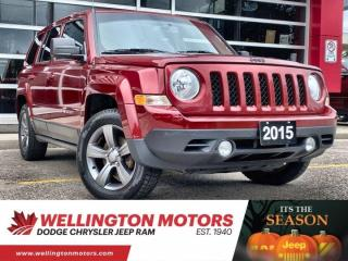 Used 2015 Jeep Patriot High Altitude for sale in Guelph, ON