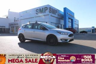 Used 2016 Ford Focus SE - Remote Start, Heated Seats, Back Up Camera for sale in Saskatoon, SK