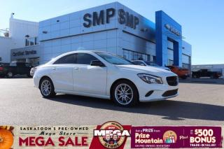 Used 2018 Mercedes-Benz CLA-Class 250 - AWD, Heated Leather, Sunroof, Navigation for sale in Saskatoon, SK