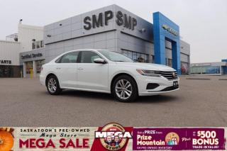 Used 2020 Volkswagen Passat Highline - Leather, Sunroof, Driver Assistance Pkg for sale in Saskatoon, SK