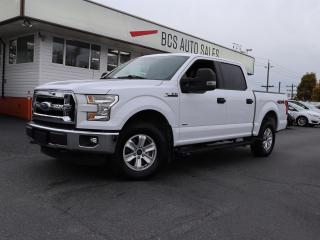 Used 2016 Ford F-150 XLT for sale in Vancouver, BC