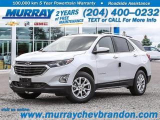 New 2021 Chevrolet Equinox LT for sale in Brandon, MB