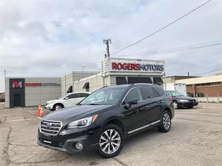 Used 2017 Subaru Outback 2.99% Financing - 3.R LTD - NAVI - SUNROOF - LEATHER for sale in Oakville, ON