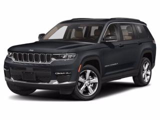 New 2021 Jeep Grand Cherokee L Overland for sale in Saskatoon, SK