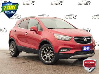 Used 2019 Buick Encore Sport Touring Low Low K'S for sale in Tillsonburg, ON