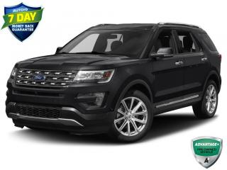 Used 2017 Ford Explorer Limited | CLEAN CARFAX | ALOYS | TRAILER TOW PKG | KEYLESS ENTRY | for sale in Barrie, ON