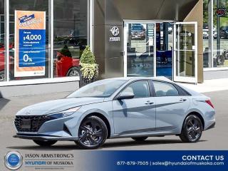 New 2022 Hyundai Elantra Preferred for sale in Huntsville, ON