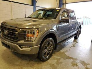 New 2021 Ford F-150 XLT 4WD SUPERCREW 5.5' BOX for sale in Moose Jaw, SK