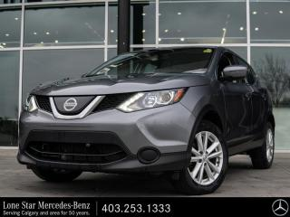 Used 2018 Nissan Rogue Sport S AWD CVT for sale in Calgary, AB