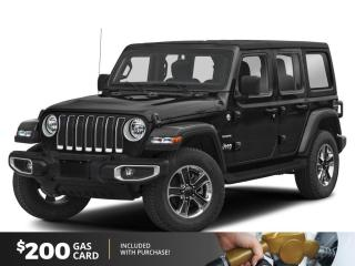 Used 2019 Jeep Wrangler Unlimited Sahara for sale in North York, ON
