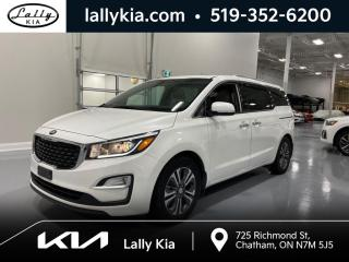 Used 2019 Kia Sedona SX FWD for sale in Chatham, ON