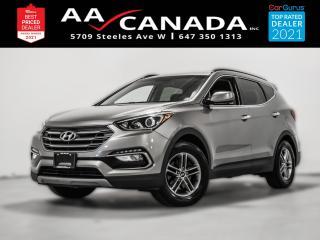 Used 2017 Hyundai Santa Fe Sport SPORT for sale in North York, ON