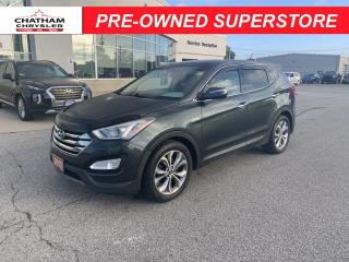 Used 2013 Hyundai Santa Fe Sport 2.0T SE AWD / Full Leather / Sunroof for sale in Chatham, ON