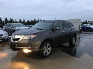 Used 2010 Acura MDX 6sp at for sale in Richmond, BC