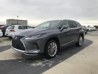 Used 2020 Lexus RX 350 L 8A for sale in Richmond, BC
