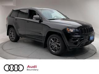 Used 2021 Jeep Grand Cherokee 4x4 Limited for sale in Burnaby, BC