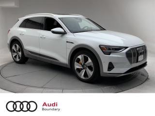 Used 2019 Audi e-tron Technik quattro for sale in Burnaby, BC