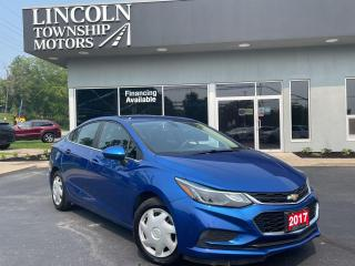 Used 2017 Chevrolet Cruze LT for sale in Beamsville, ON