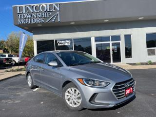 Used 2017 Hyundai Elantra LE for sale in Beamsville, ON