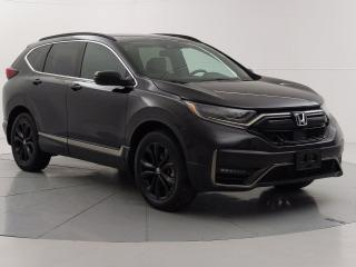 Used 2020 Honda CR-V Black Edition for sale in Winnipeg, MB