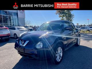Used 2017 Nissan Juke SV AWD for sale in Barrie, ON