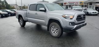 Used 2018 Toyota Tacoma SR5 for sale in Mount Pearl, NL