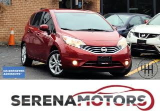 Used 2014 Nissan Versa Note SL | MANUAL | B.CAM | HTD SEATS | BLUETOOTH | for sale in Mississauga, ON