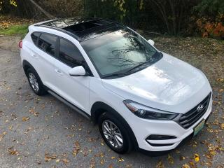 Used 2018 Hyundai Tucson SE AWD with only 37200 km $110 Weekly for sale in Perth, ON