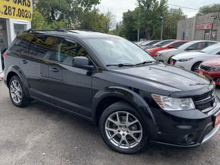 Used 2012 Dodge Journey R/T Rallye/AWD/NAVI/CAMERA/LEATHER/ROOF/ALLOYS++ for sale in Scarborough, ON