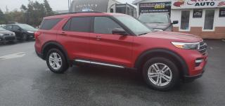 Used 2020 Ford Explorer XLT for sale in Mount Pearl, NL