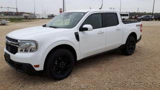 New 2022 Ford MAVERICK Lariat SuperCrew 4.5' Box for sale in Elie, MB