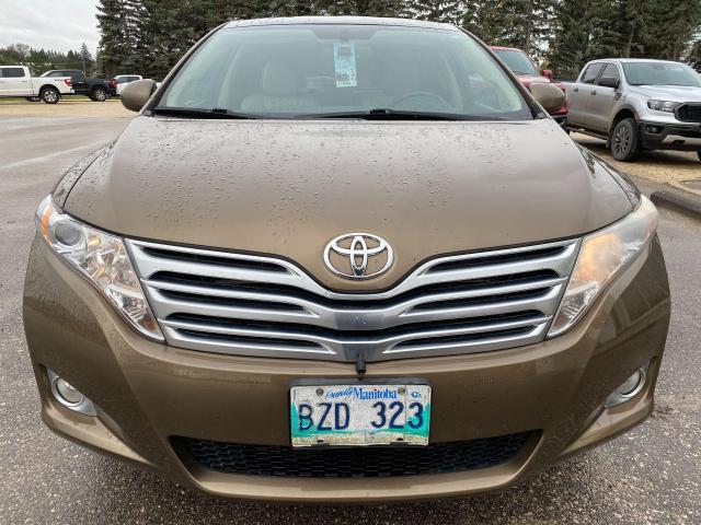 2011 Toyota Venza base