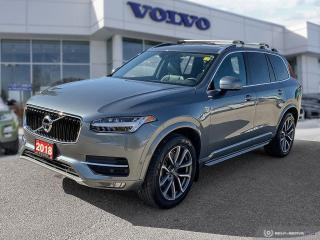 Used 2018 Volvo XC90 Momentum 7 Pass! Climate & Vision for sale in Winnipeg, MB