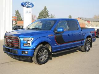 Used 2016 Ford F-150 Lariat for sale in Southey, SK