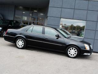 Used 2011 Cadillac DTS NAVIGATION|LEATHER|ALLOYS|BLUETOOTH for sale in Toronto, ON