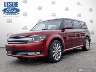 Used 2014 Ford Flex limited for sale in Harriston, ON