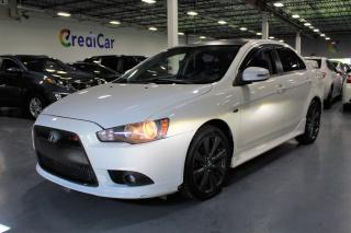 Used 2015 Mitsubishi Lancer RalliArt for sale in North York, ON