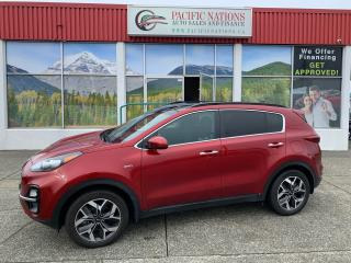 Used 2020 Kia Sportage EX S AWD for sale in Campbell River, BC