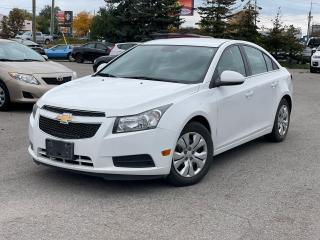 Used 2014 Chevrolet Cruze 1LT for sale in Bolton, ON